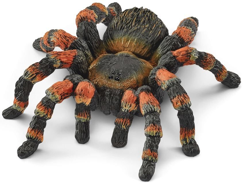 Schleich Tarantula spider at Little Sprout