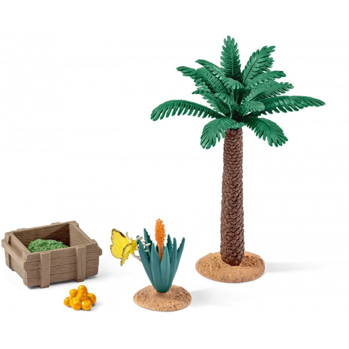 Schleich 42277 Plant and feed accessory set
