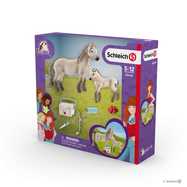 Schleich 42430 Horse Club Hannahs First Aid Kit at Little Sprout