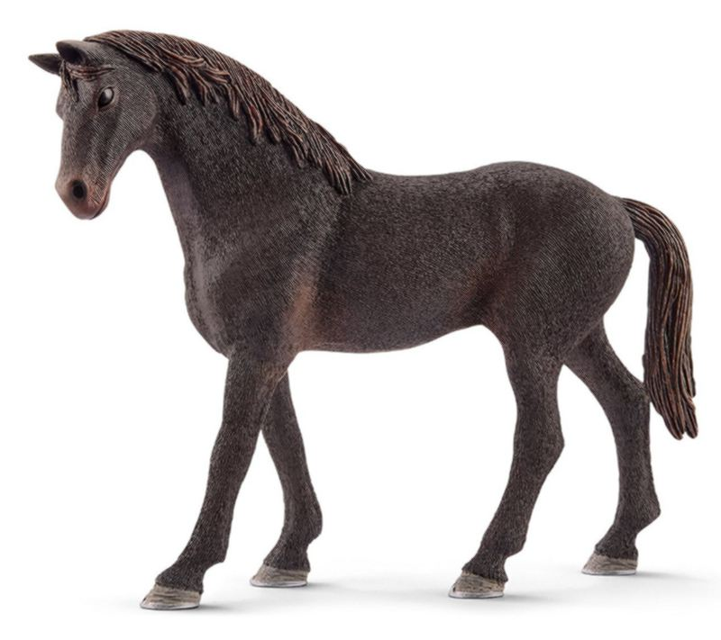 Schleich 13856 English Thoroughbred Stallion at Little Sprout