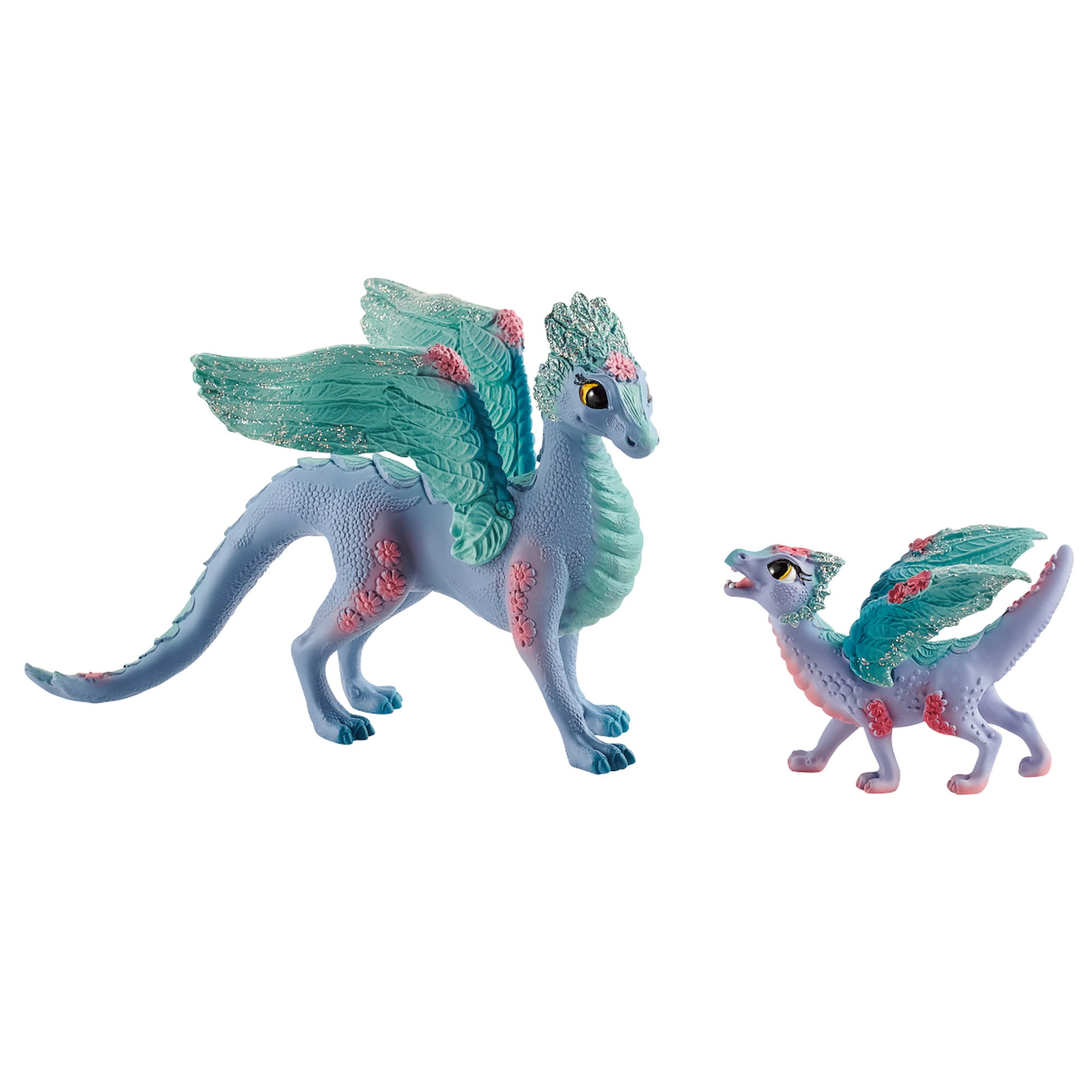 Scheich Bayala Blossom Dragon and Baby