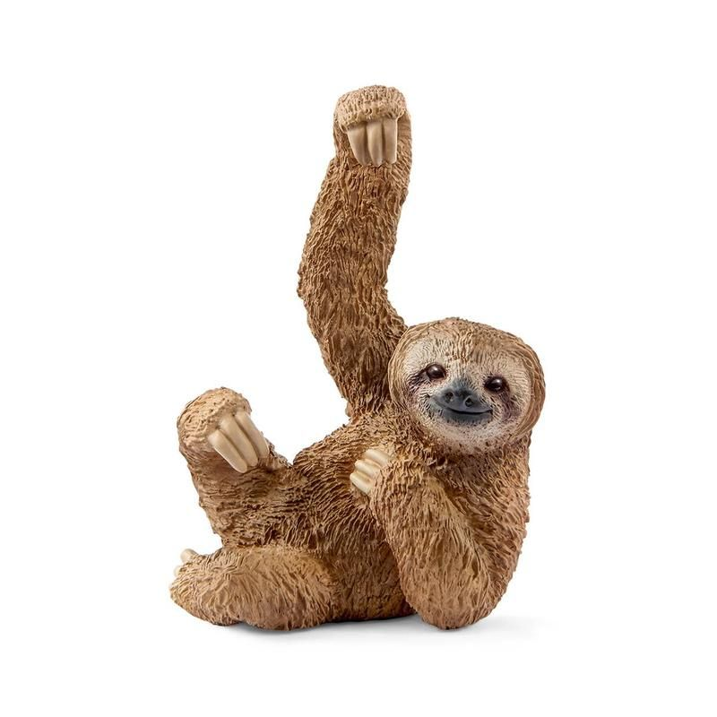 Schleich 14793 Sloth Wildlife  figurine