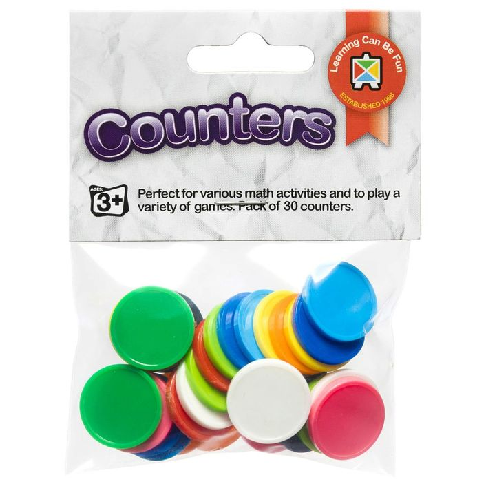Counters - set of 30