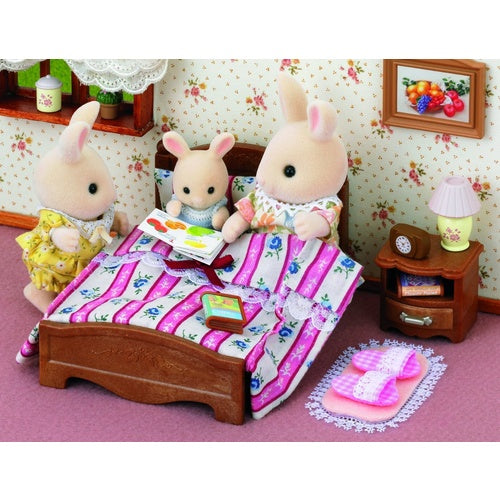 Sylvanian Families Semi-Double Bed 5019