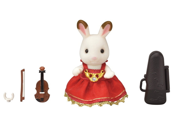 Sylvanian Families 6009 Violin Concert Set available at Little Sprout