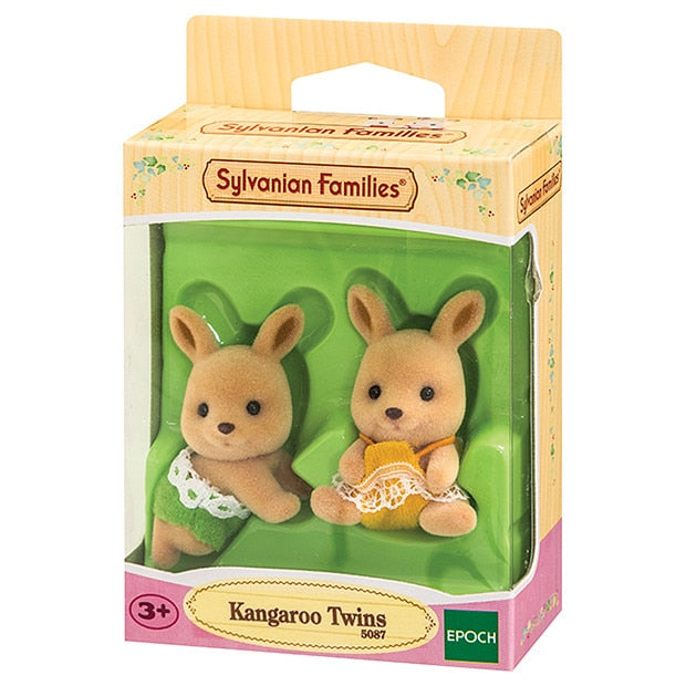 Sylvanian Families Kangaroo Twins available online at Little Sprout