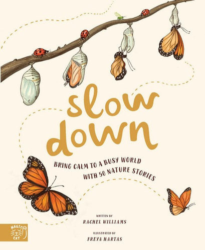 Slow Down book cover