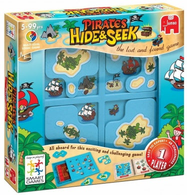 Smart Games - Hide and Seek Pirates