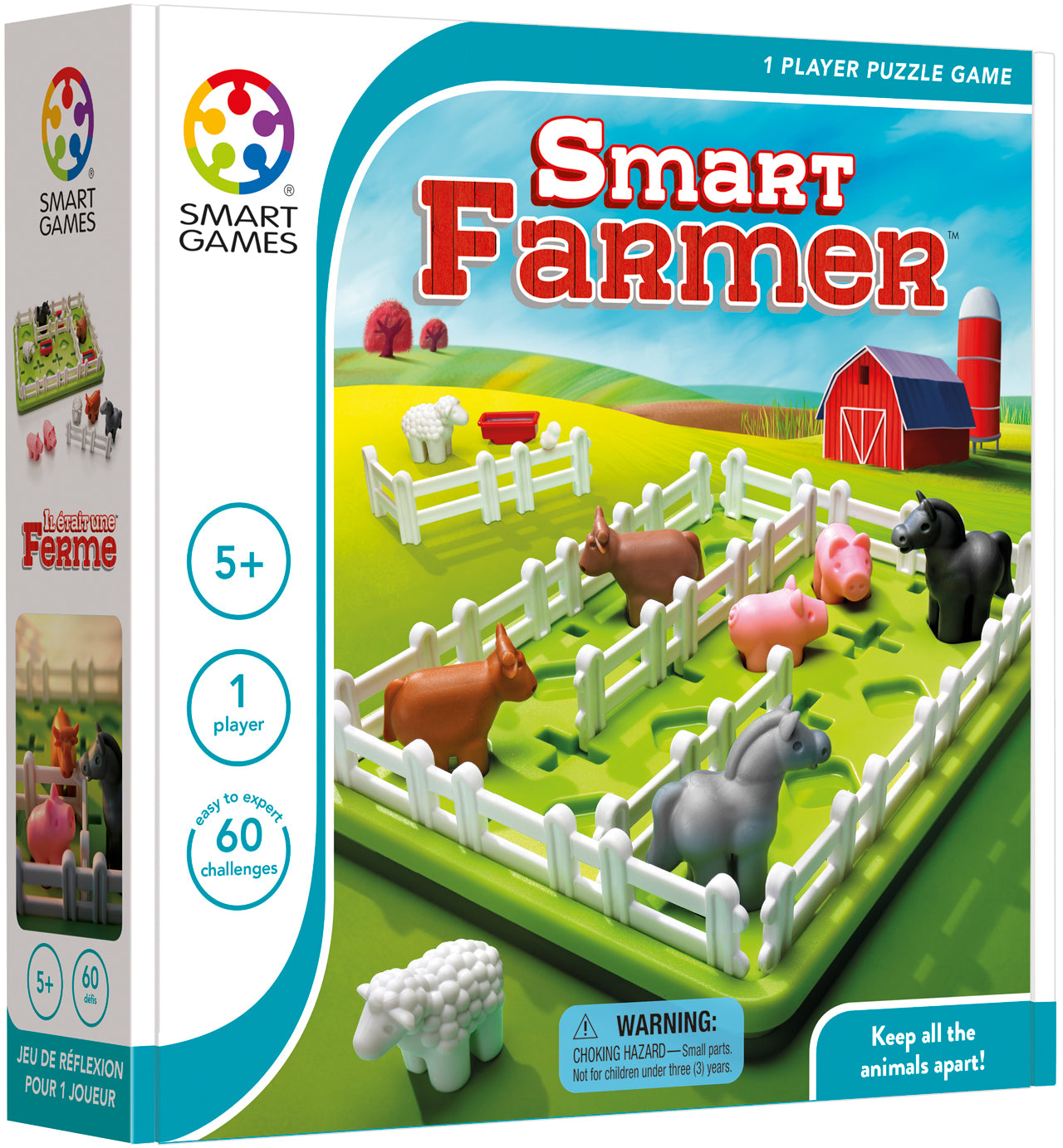 Smart Games Smart Farmer box