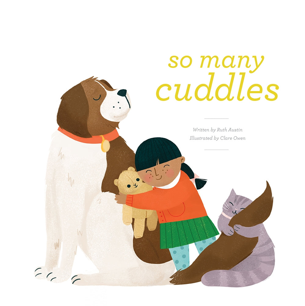 So Many Cuddles book by Ruth Austin