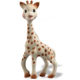 Sophie La Girafe - Sophie the Giraffe available at Little Sprout