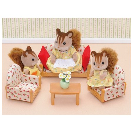 Sylvanian Families 4464 3 Piece Suite available at Little Sprout