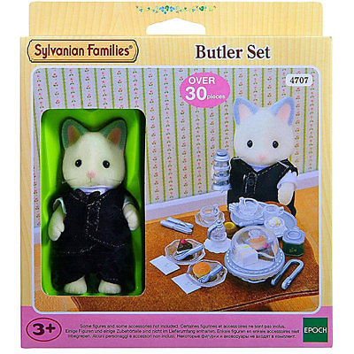 Sylvanian Families 4707 Butler Set available at Little Sprout
