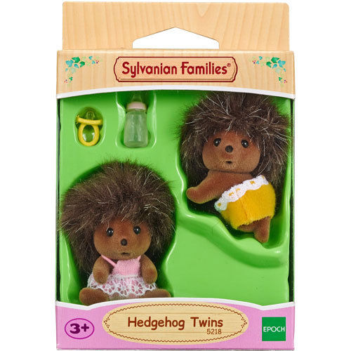 Sylvanian Families 5218 Hedgehog Twins available at Little Sprout