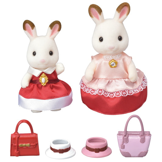 Sylvanian Families 6001 Dress Up Duo available at Little Sprout