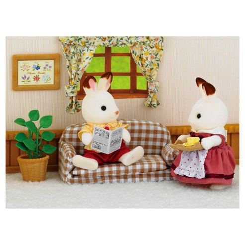 Sylvanian Families 5013 - Chocolate Rabbit Father Set