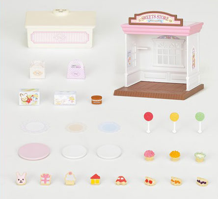 Sylvanian Families Sweet Shop available at Little Sprout
