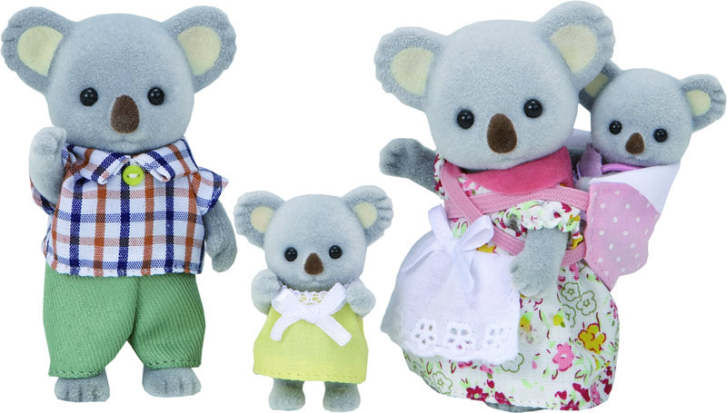 Sylvanian Families Koalas available at Little Sprout
