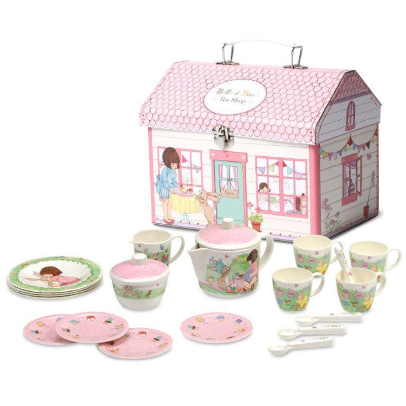 Belle & Boo Tea Set in carry case