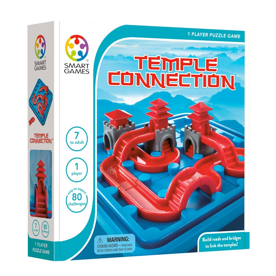 Smart Games- Temple Connection