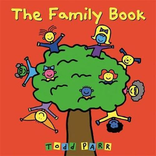 The Family Book by Todd Parr