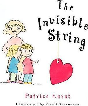 The Invisible String book available at Little Sprout