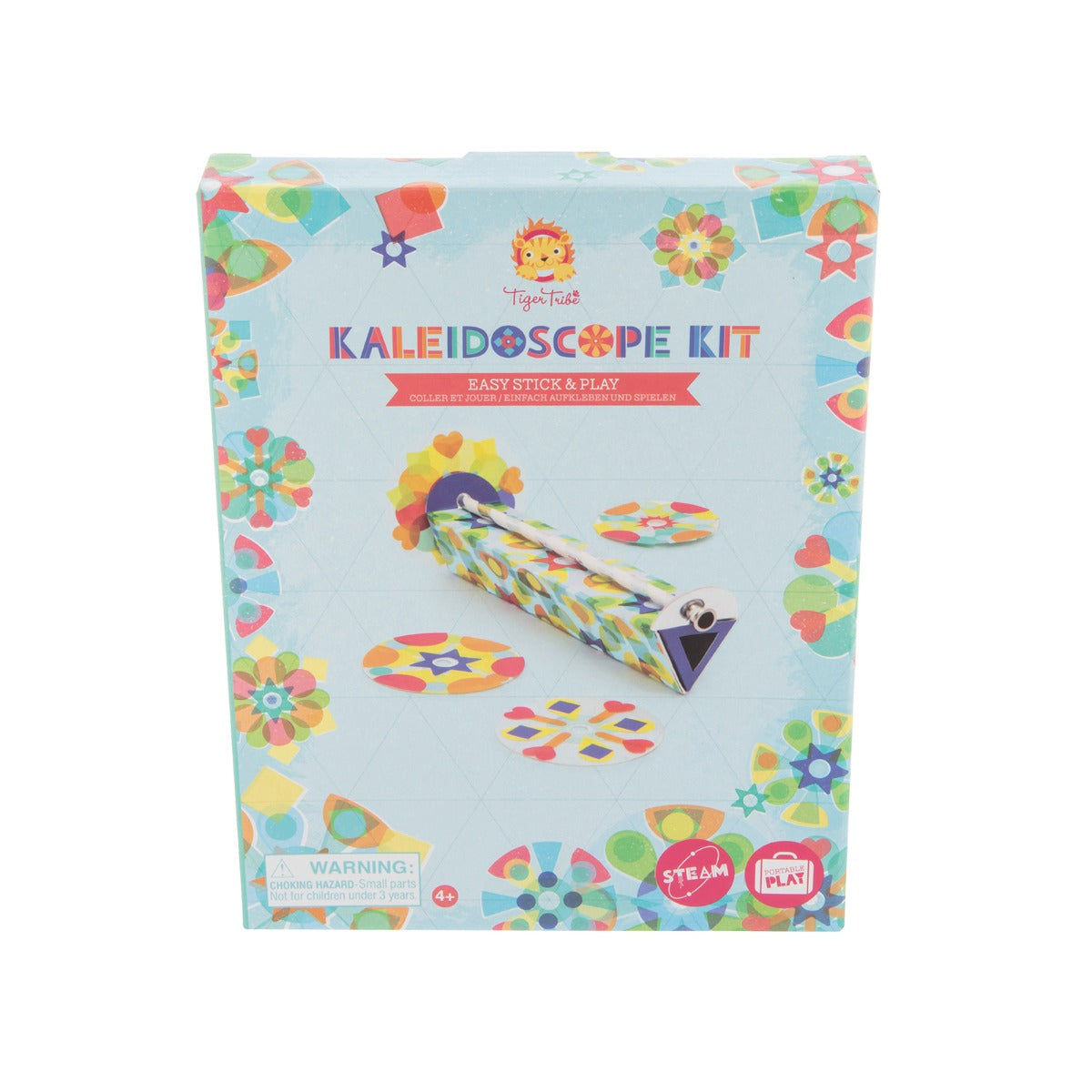 Tiger Tribe Kaleidoscope Kit