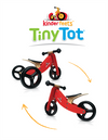 Kinderfeets - Tiny Tot Trike Red