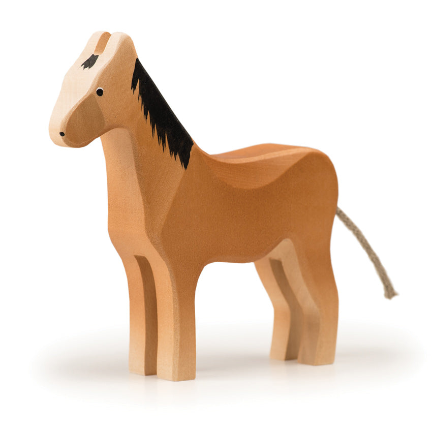 Trauffer Wooden Large Horse