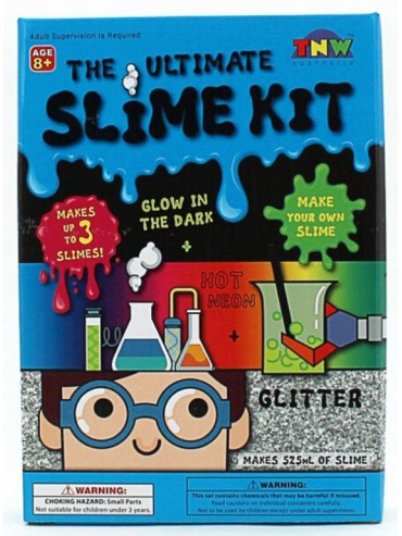 The Ultimate Make Your Own Slime Kit