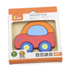 Viga Mini Block Car Puzzle in box