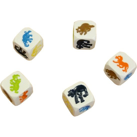 Zoo Yatzy Dice Game for children at Little Sprout