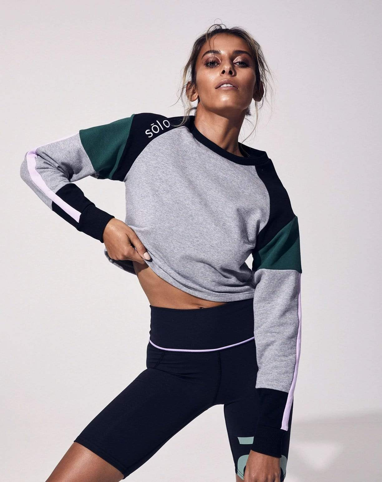 Pair It Back Cropped Sweater