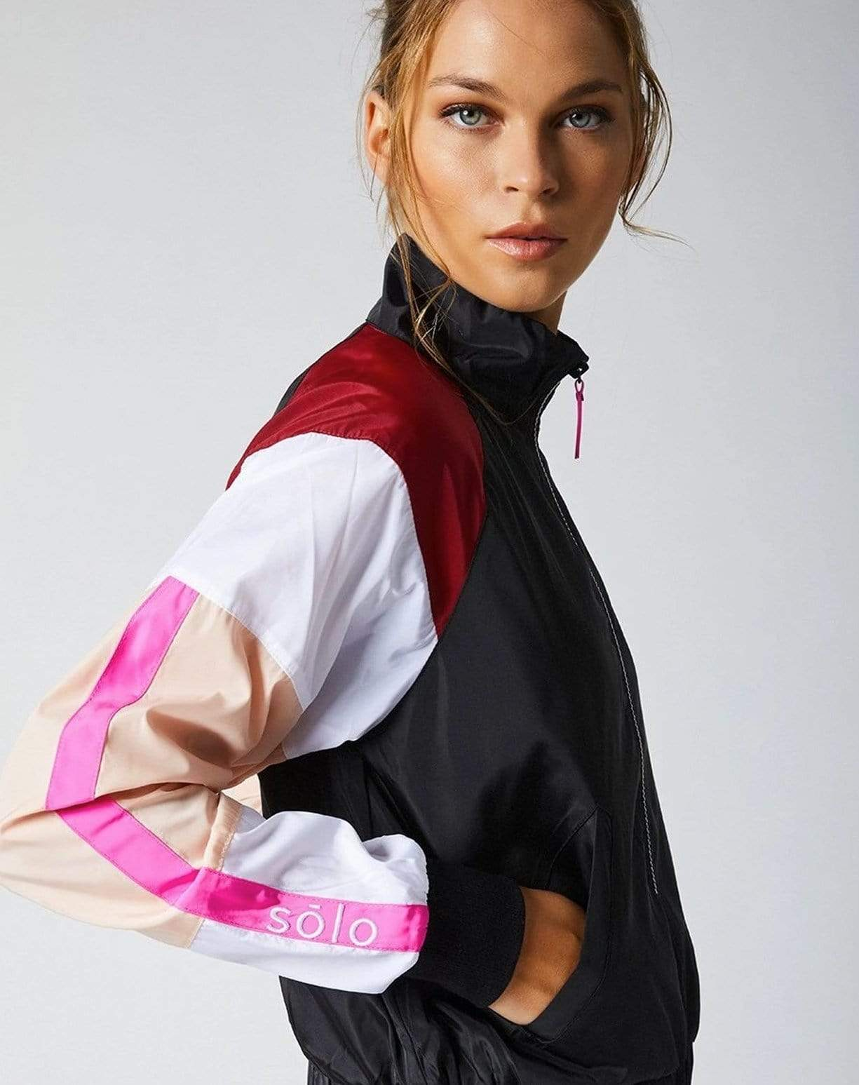 Work It Out Spray Jacket