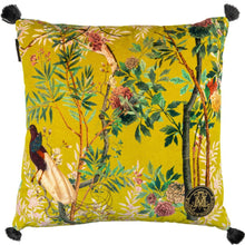 Load image into Gallery viewer, Royal Garden Velvet Cushion