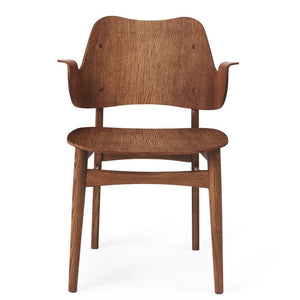 Gesture Chair Teak Oiled Oak