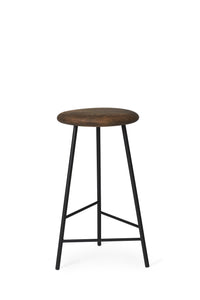 Pebble Stool Oak|Black