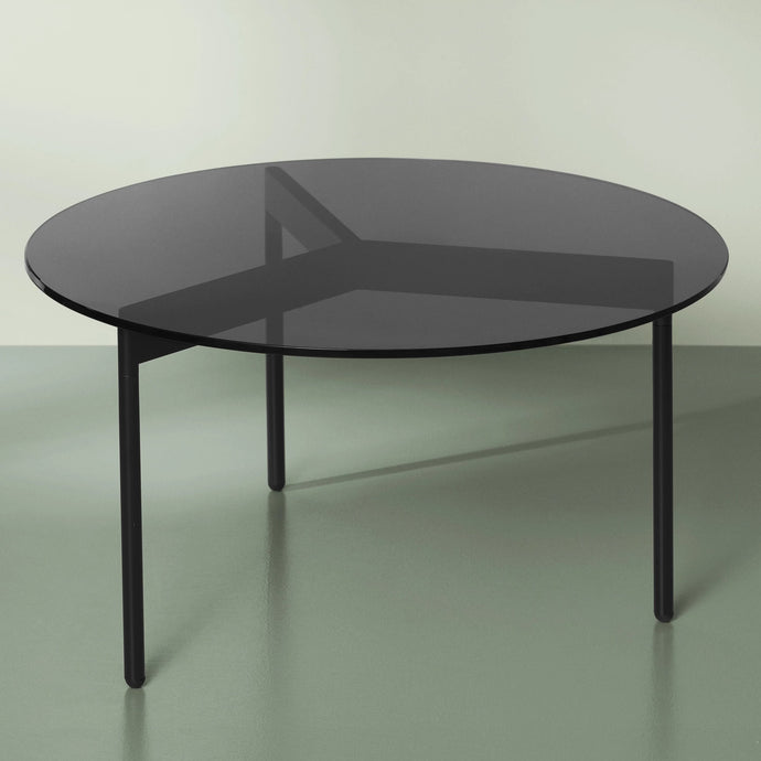 From Above Coffee Table Black
