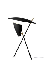 Load image into Gallery viewer, Silhouette Table Lamp Black