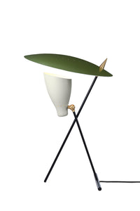Silhouette Table Lamp Pine Green