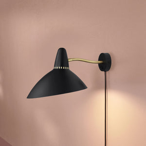 Lightsome Wall Lamp Black