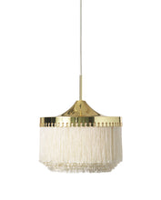Load image into Gallery viewer, Fringe Pendant Warm White