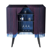 Load image into Gallery viewer, Alpaga Luxury Bar Cabinet | Twilight