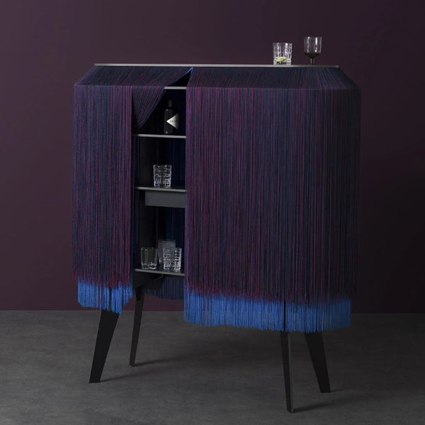 Alpaga Luxury Bar Cabinet | Twilight