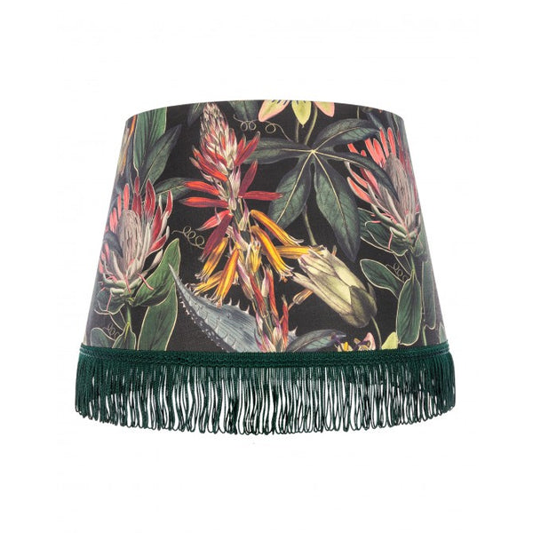 Fringed Lampshade | Blossomy