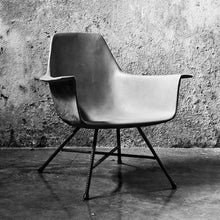 Load image into Gallery viewer, Hauteville Low Concrete Armchair
