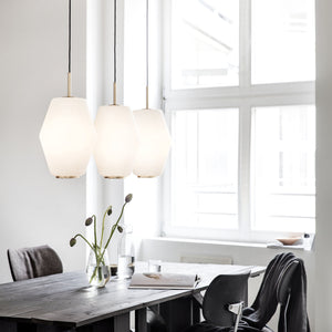 Dahl Large Pendant Lamp | Brass