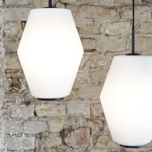 Dahl Large Pendant Lamp | Dark Grey