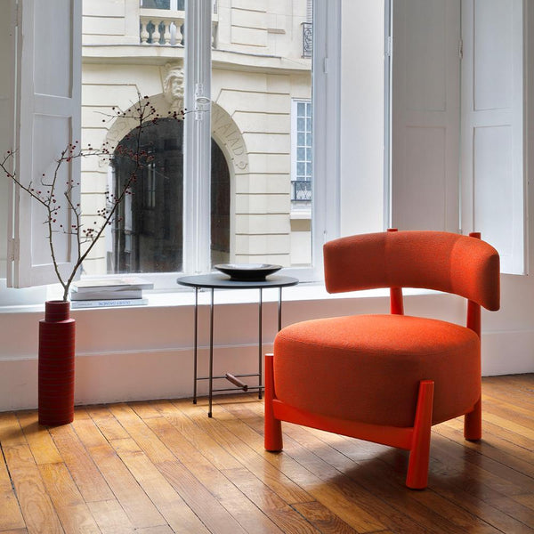 Dalya Armchair | Coral