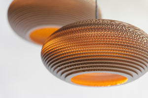 Scraplights | Disc Pendant